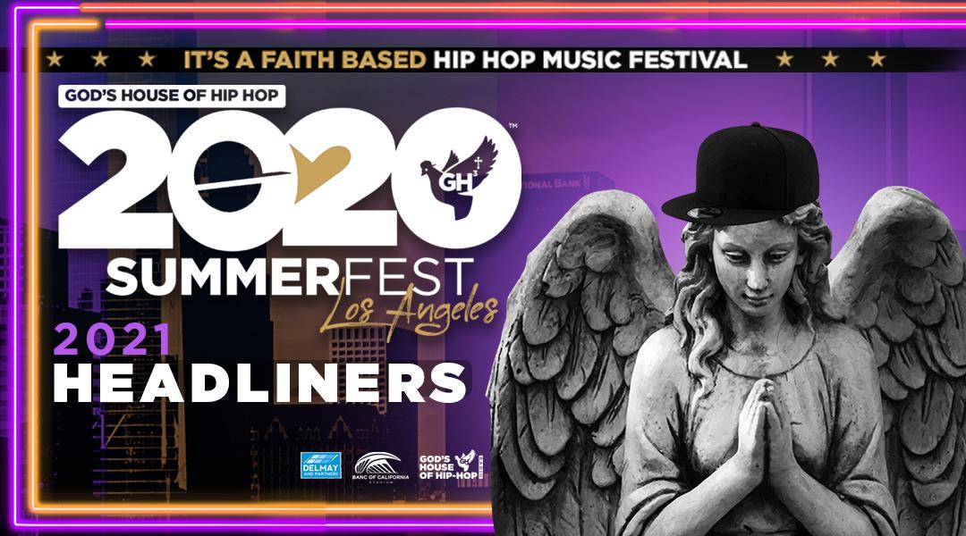 Gods House of Hip Hop 20/20 Summer Fest 2021