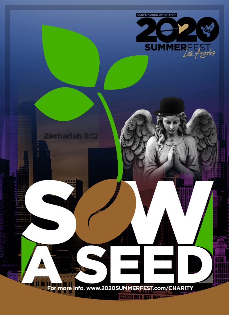 20/20 Summer Fest Sow A Seed